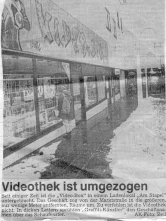 1987 Altena Videobox