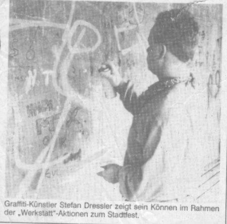 1989 Stadtfest Altena