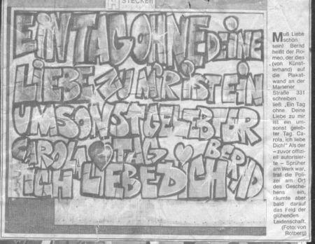 1991 Dortmund Lover