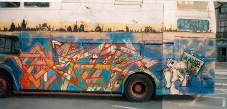 1994 Doppeldeckerbus Prag
