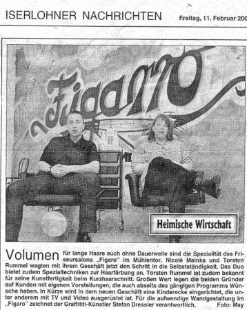 2000 Figgaro Iserlohn