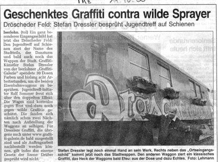 2000 Zug Dröschede