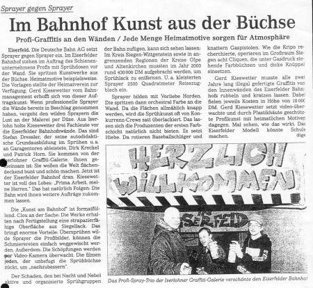 2001 Siegen