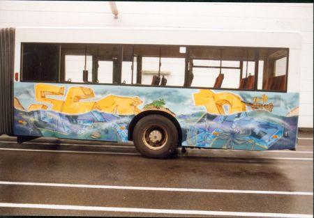 2001 MVG Bus Iserlohn
