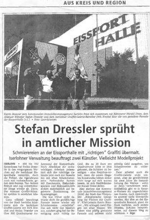 2003 Eishalle Bericht Lüdenscheid