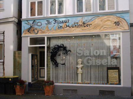 2003 Friseursalon Gisela Iserlohn
