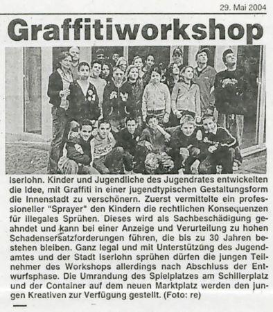 2004 Workshop Jugendamt Iserlohn