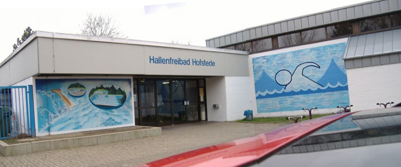 Hallenfreibad Bochum Hofstede
