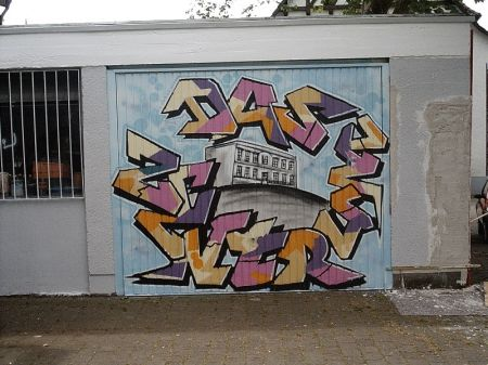 2005 Das Zentrum Jugendzentrum Menden
