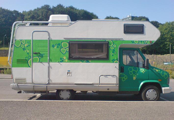 Der Jugendtourbus aus Menden