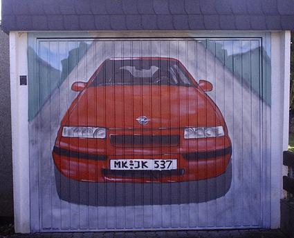 2005 Opel Calibra Graffiti Menden