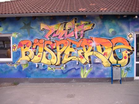 2006 Graffiti Workshop Menden Boesperde