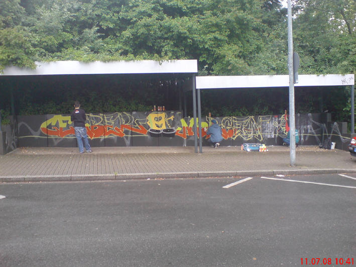 anfang graffitiworkshop