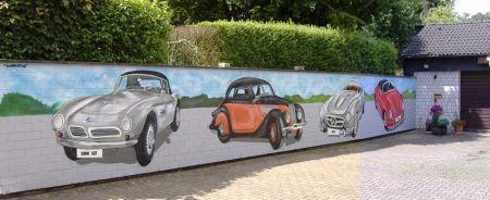 2006 Oldtimer Graffiti Mülheim an der Ruhr