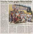 2005 Betonklotz Schlacht Is