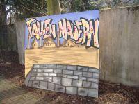 Graffiti Mauern