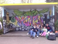 Graffiti Rheinen