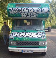 Jugendtourbus Menden vorne