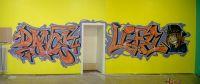 Menden Das Zentrum Graffiti