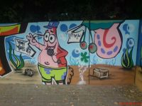 Patrick graffiti