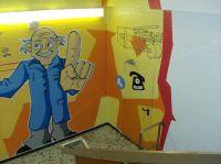 T  r Graffiti