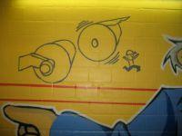 Vorsicht Graffiti Smurfit Kappa