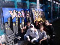 Workshop Graffiti Martin Luther Schule