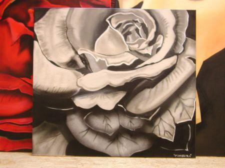 Graffiti_Leinwand_Rose2