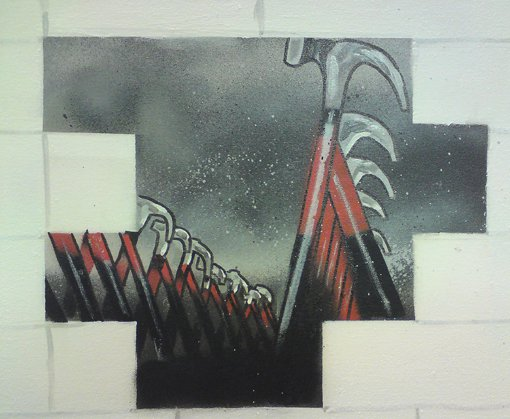 Graffiti_Pink_Floyd_Leinwand